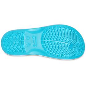 Crocs Crocband Sandalias, digital aqua